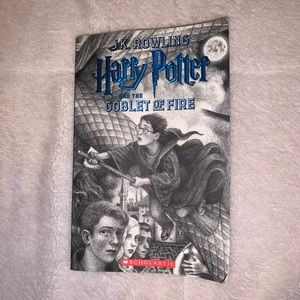 Harry Potter and the Goblet of Fire Softcover